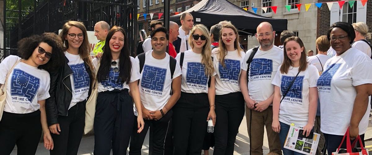 London Legal Walk 2019