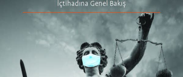 The AIRE Centre's Guide on Covid-19 and Human Rights published in Turkish